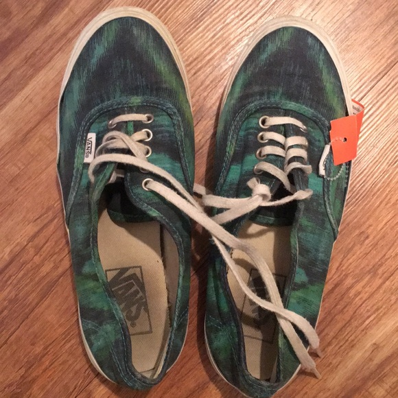 3dfc0f391c Vans Shoes - FREE VANS WATERCOLOR SNEAKERS WITH  40 PURCHASE